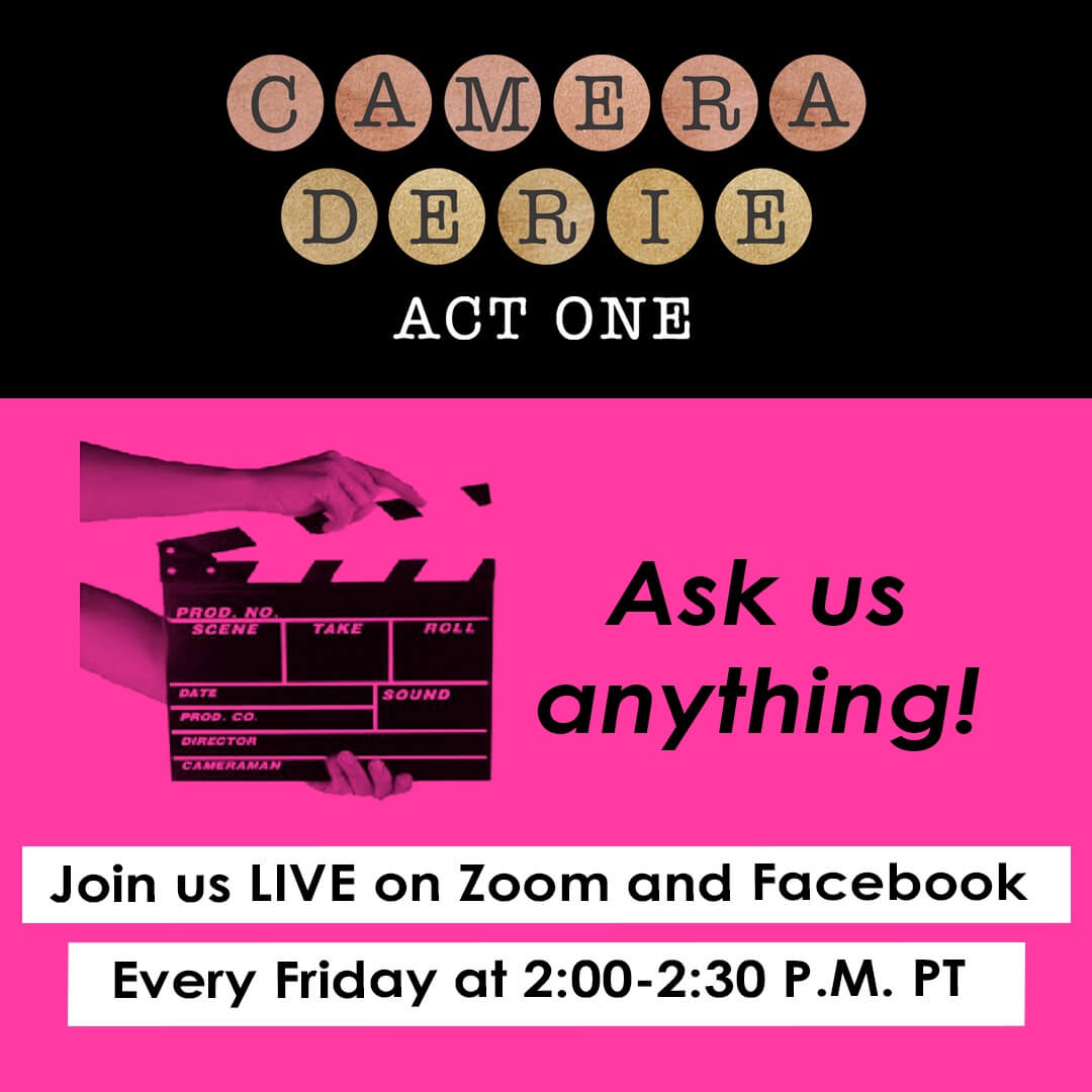 CAMERAderie: Ask Us Anything!